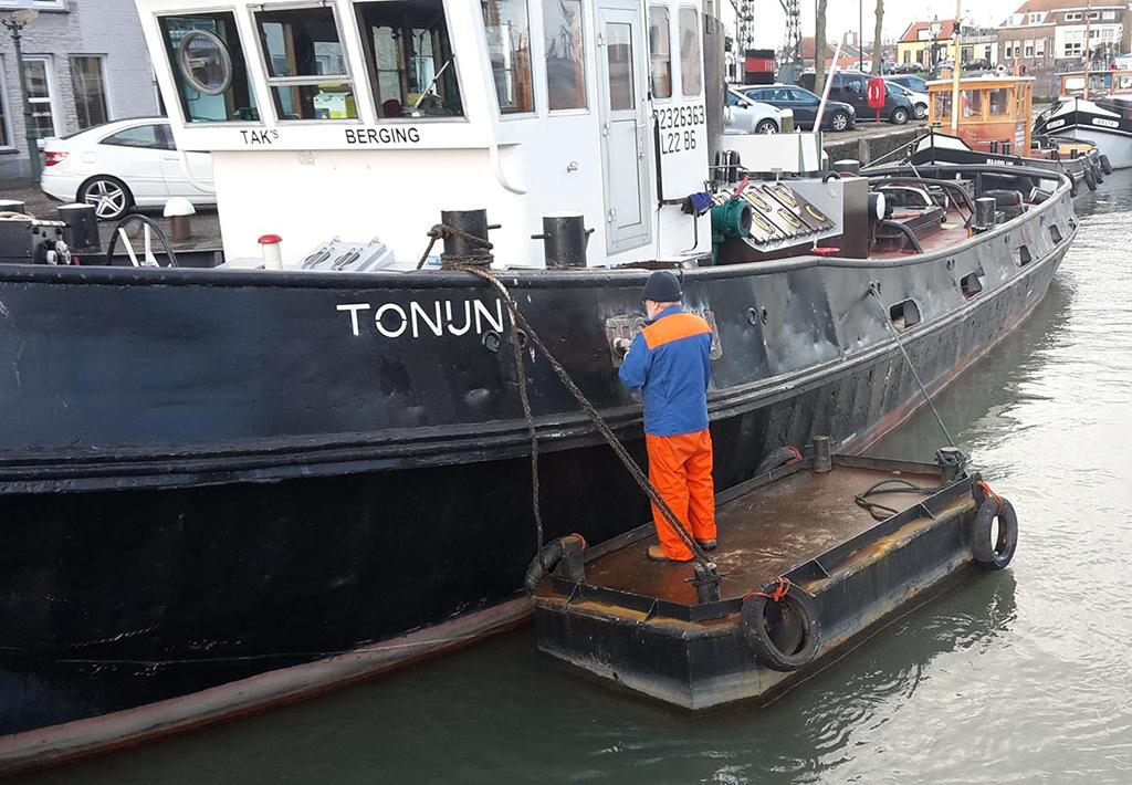 Bergingsvaartuig Tonijn 2